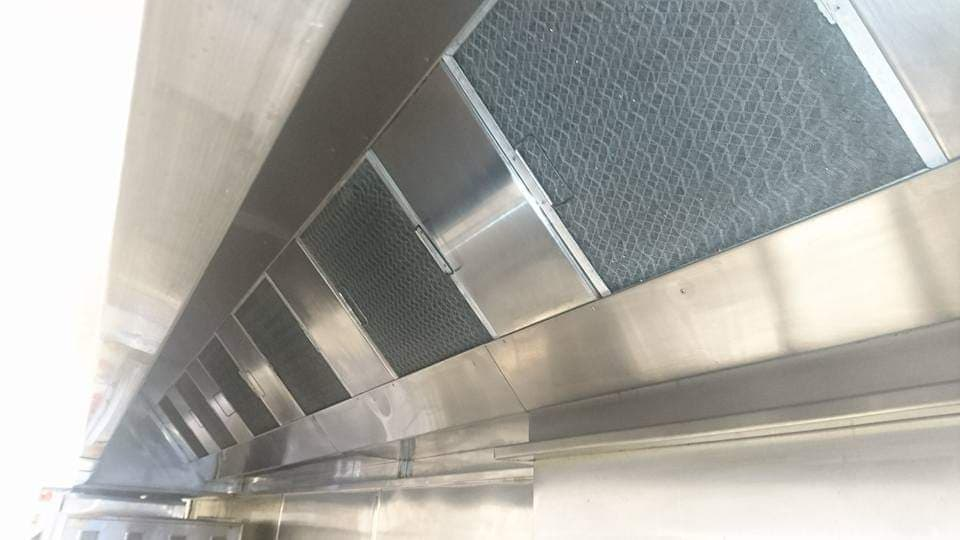 Extractor Hood Cleaning Wakefield