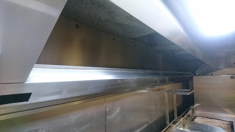 Extractor Hood Cleaning Huddersfield